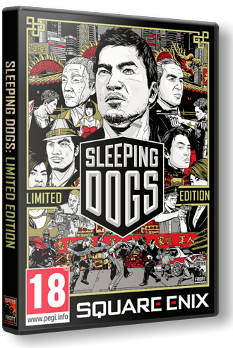 Sleeping Dogs - Limited Edition (RUS / ENG) Скачать торрент