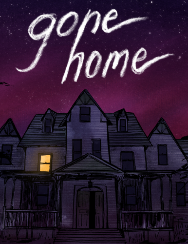 Gone Home (2013) [RUS]