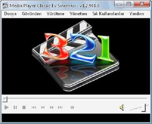 Как сделать заставку в Media Player Classic?
