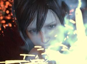 Живая демонстрация новой графической технологии от - Square Enix